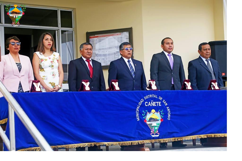 Concejo Municipal de San Antonio - Periodo 2015 - 2018.