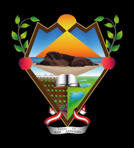 Escudo del Distrito de San Antronio