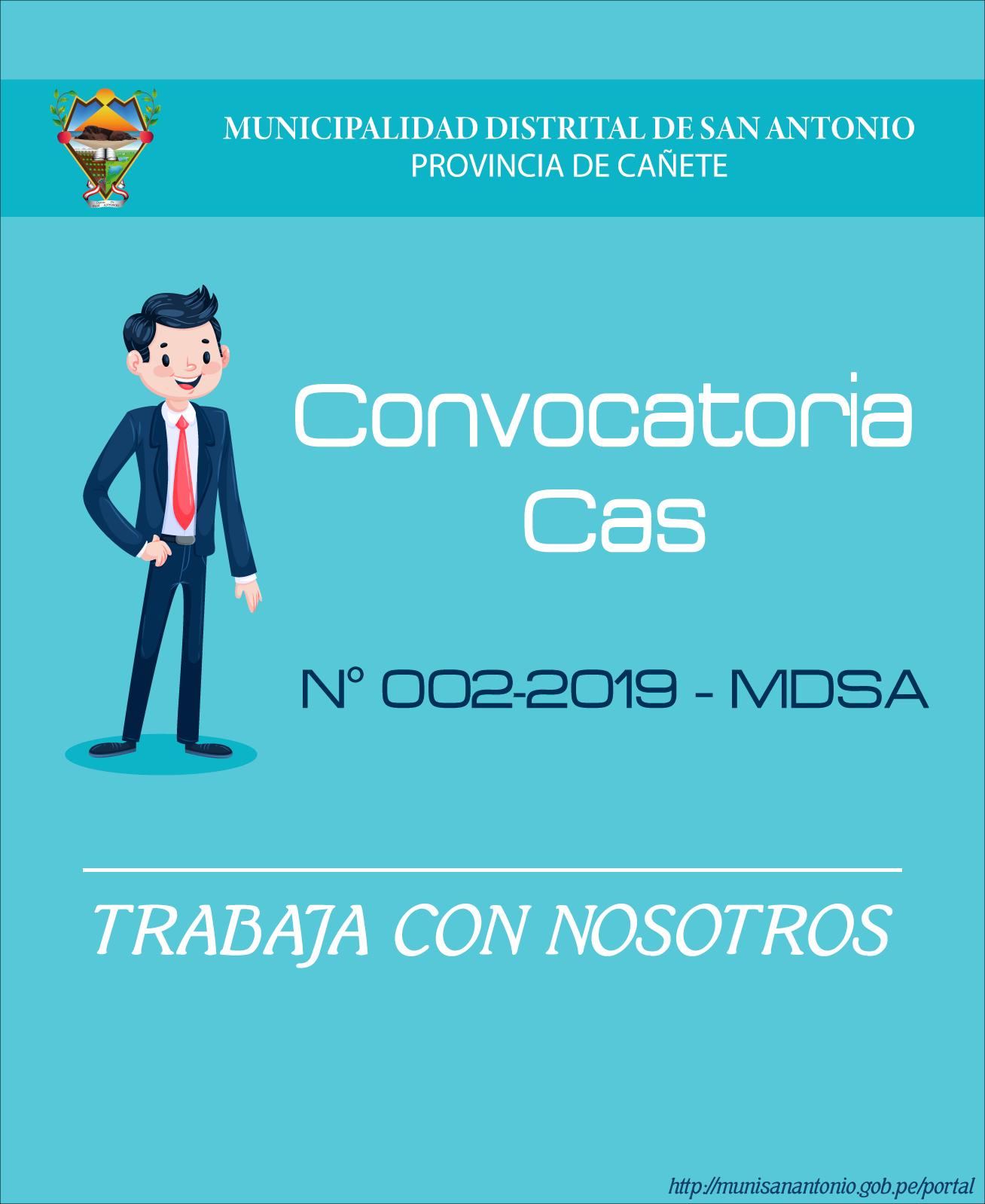 CAS-002-2019-MDSA